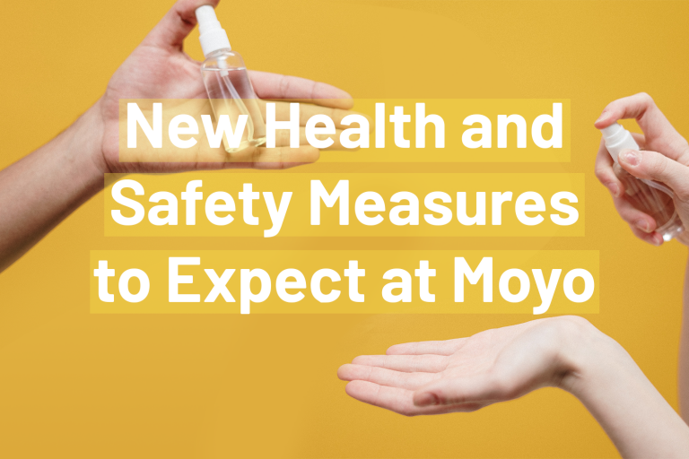 Read more about the article New Health and Safety Measures to Expect at Moyo